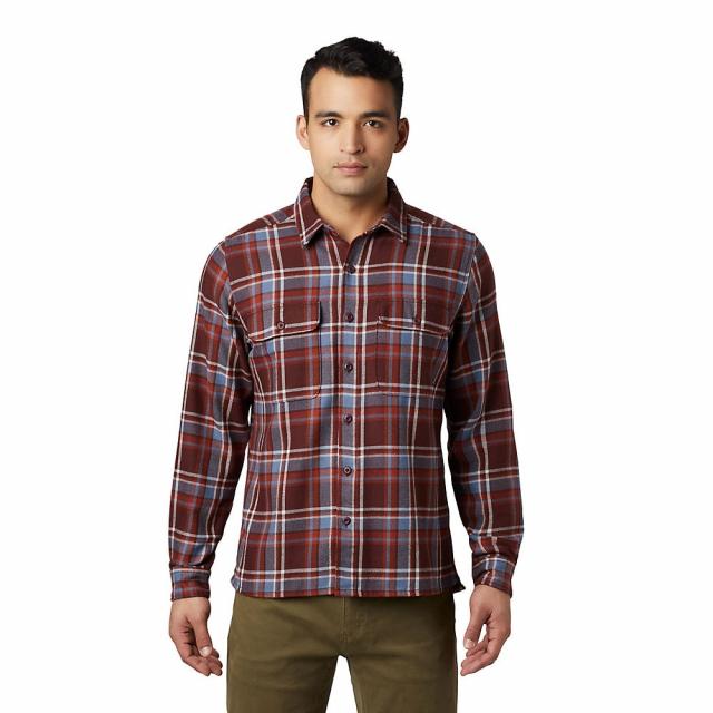 Mountain Hardwear - Men's Woolchester Long Sleeve Shirt in Sioux Falls SD