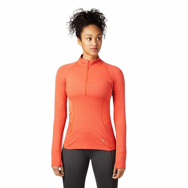 Mountain Hardwear - Women's Ghee Long Sleeve 1/4 Zip in Sioux Falls SD