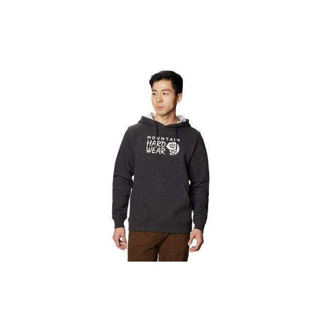 Mountain Hardwear - Men's Mountain Hardwear Logo Pullover Hoody in Golden CO