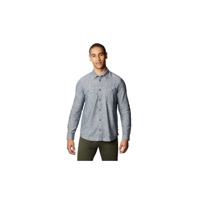 Mountain Hardwear - Men's Piney Creek Long Sleeve Shirt in Sioux Falls SD