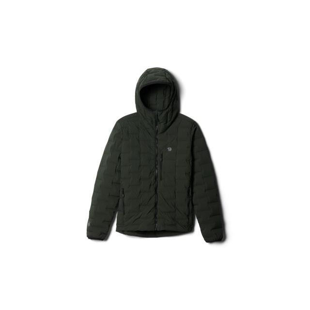 Mountain Hardwear - Men's Super/DS Stretchdown Hooded Jacket in Golden CO