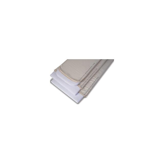 Moonlight Slumber Organic Cotton Mls Crib Mattress Pad Waterproof