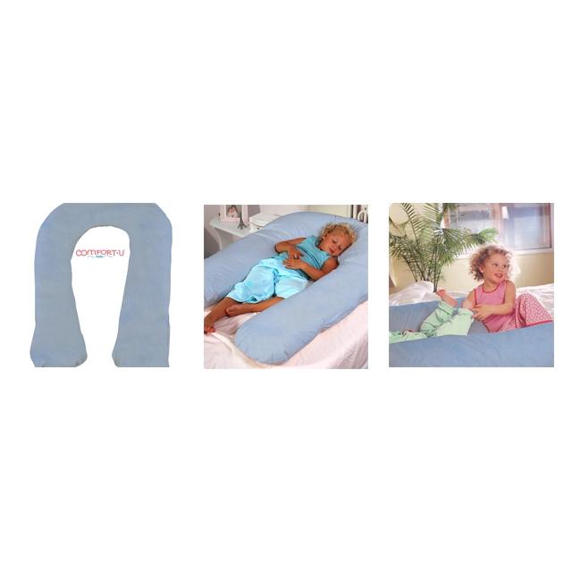 Moonlight Slumber Comfort U Kids Total Support Body Pillow With