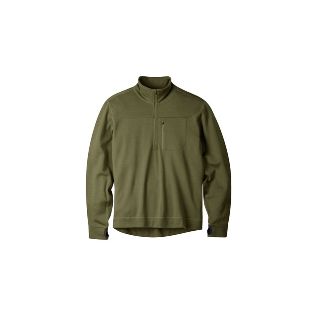Mountain Khakis - Men's Rendezvous Qtr Zip Shirt