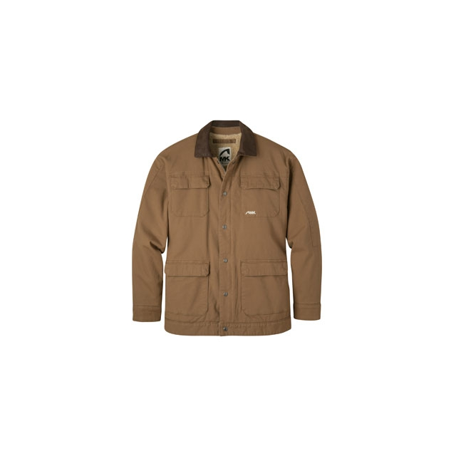 Men's Ranch Shearling Jacket