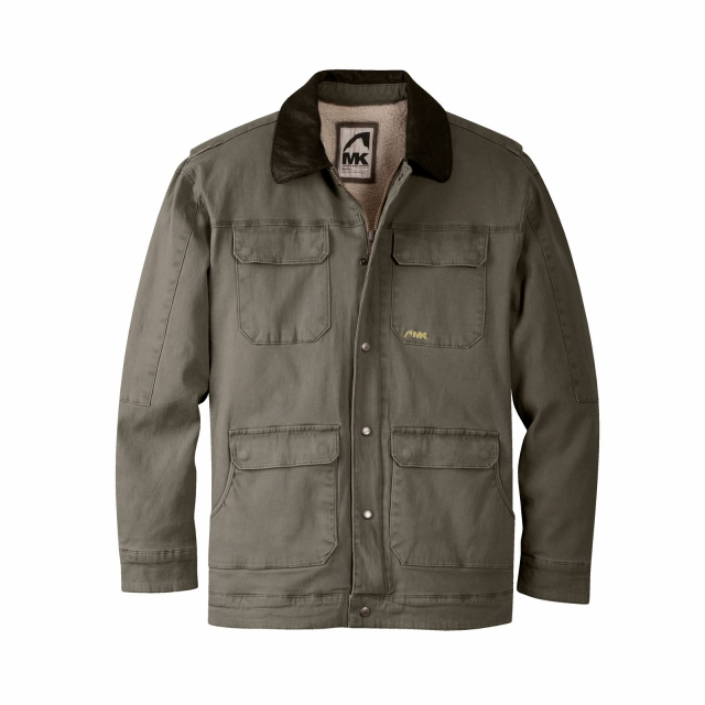 Mountain Khakis - Men's Ranch Shearling Jacket in Sioux Falls SD