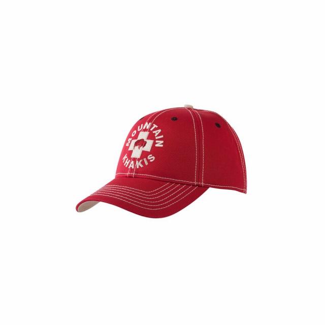 Mountain Khakis - Bison Patrol Cap