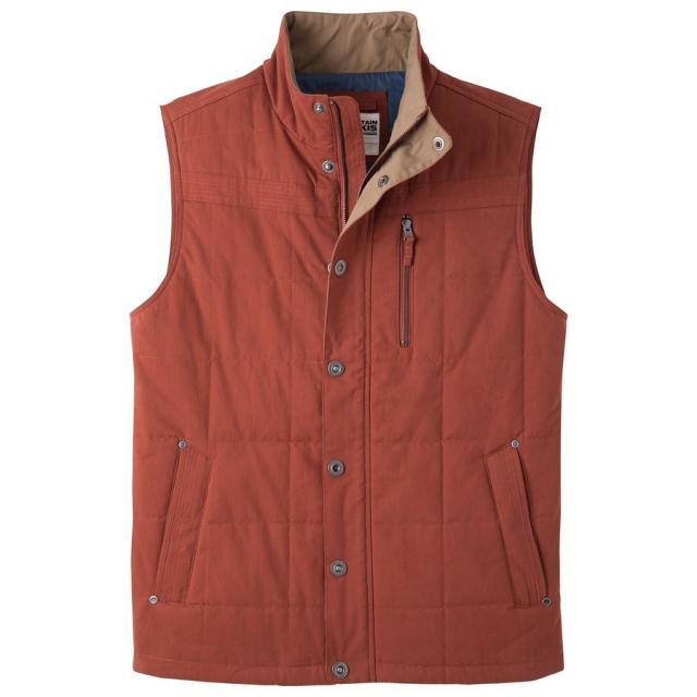 Mountain Khakis - Men's Swagger Vest