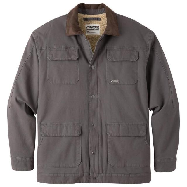 Mountain Khakis - Men's Ranch Shearling Jacket in Sioux Falls SD