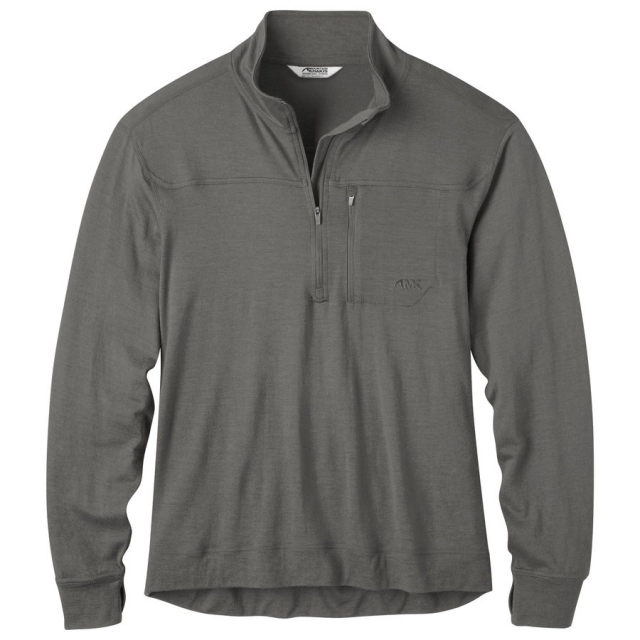 Mountain Khakis - Rendezvous Micro Qtr Zip Shirt