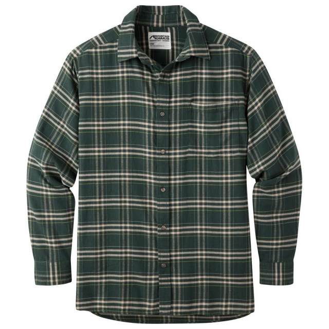 Mountain Khakis - Men's Peden Plaid Shirt