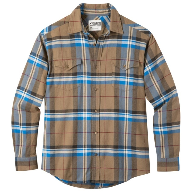 Mountain Khakis - Men's Teton Flannel Shirt in Montgomery Al