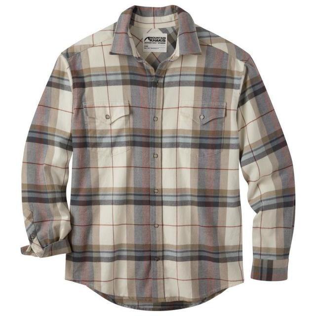 Mountain Khakis - Men's Teton Flannel Shirt