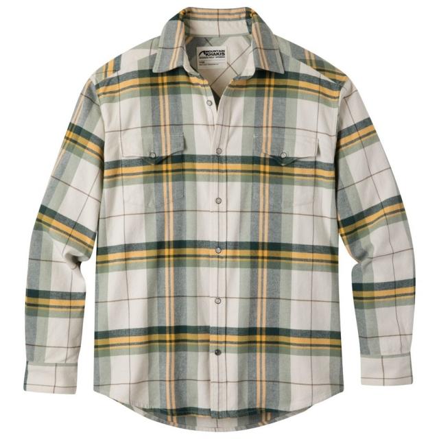 Mountain Khakis - Men's Teton Flannel Shirt in Sioux Falls SD