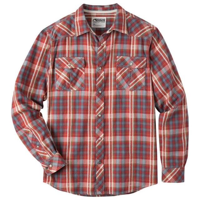 Mountain Khakis - Men's Rodeo Long Sleeve Shirt