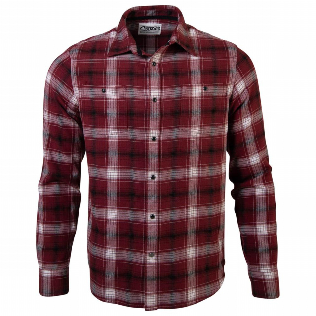 Mountain Khakis - Men's Saloon Flannel Shirt in Blacksburg VA