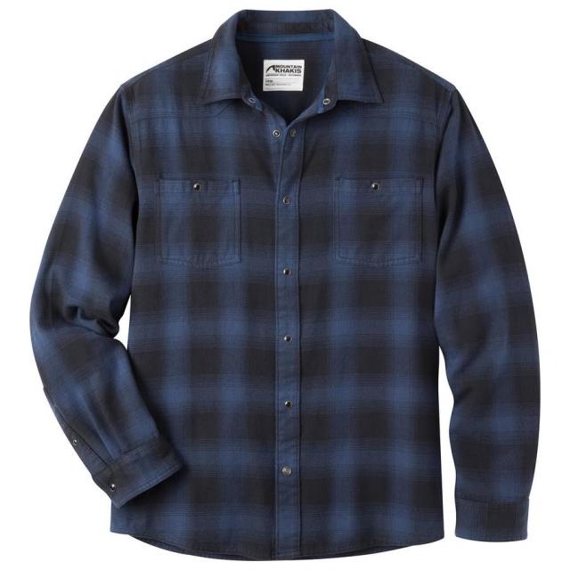 Mountain Khakis - Men's Saloon Flannel Shirt