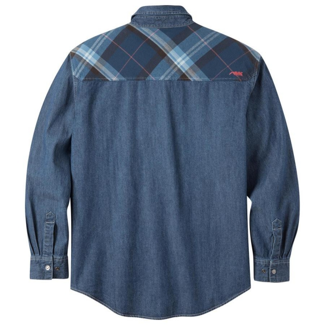 Mountain Khakis - Men's Original Mountain Denim Shirt