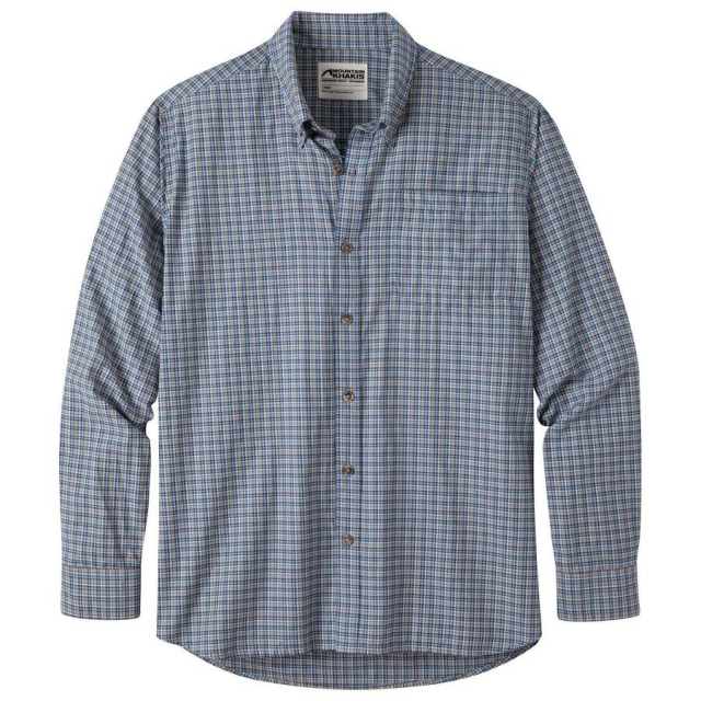 Mountain Khakis - Men's Spalding Gingham Long Sleeve Shirt