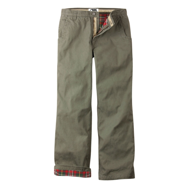 Mountain Khakis - Flannel Original Mountain Pant Relaxed Fit