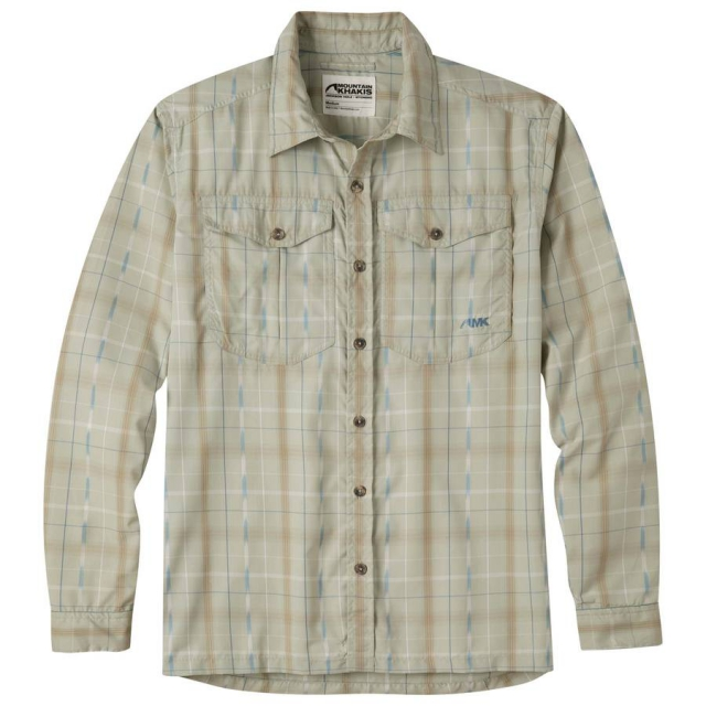 Mountain Khakis - Men's Equatorial Long Sleeve Shirt