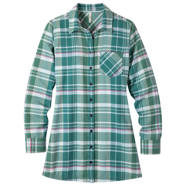 Mountain Khakis - Women's Penny Flannel Tunic in Sioux Falls SD