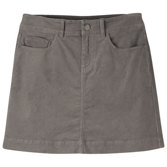 Mountain Khakis - Canyon Cord Skirt Slim Fit