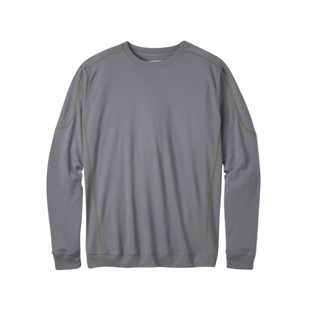 Mountain Khakis - Men's Shady Cay II Long Sleeve Crew Shirt