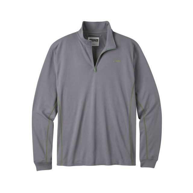 Mountain Khakis - Men's Shady Cay II Qtr Zip Long Sleeve Shirt