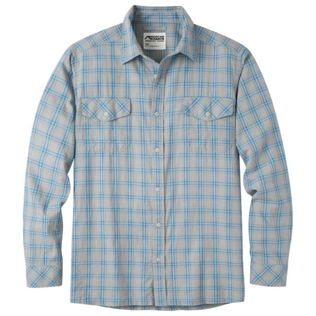 Mountain Khakis - Men's Shoreline Long Sleeve Shirt