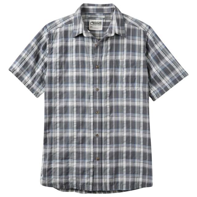 Mountain Khakis - Men's Crags EC Crinkle Short Sleeve Shirt