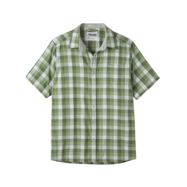 Mountain Khakis - Men's Two Ocean Short Sleeve Shirt