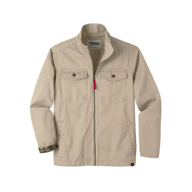 Mountain Khakis - Men's Teton Twill Jacket