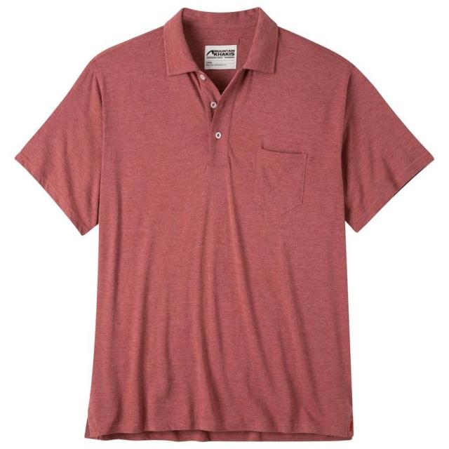 Mountain Khakis - Men's Patio Polo Shirt