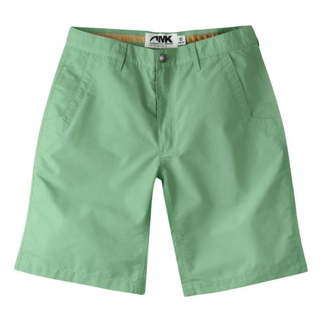 Mountain Khakis - Men's Poplin Short Slim Fit