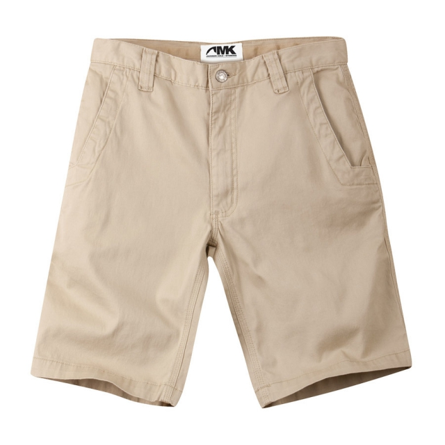 Mountain Khakis - Men's Lake Lodge Twill Short Relaxed Fit