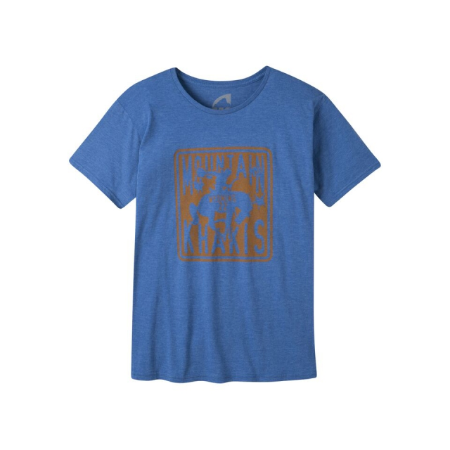 Mountain Khakis - Wyoming 22 Short Sleeve T-Shirt