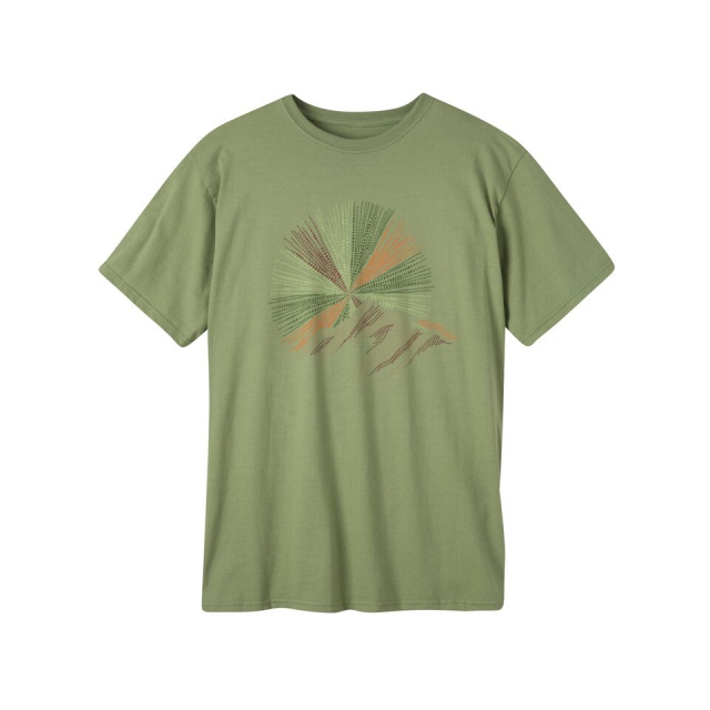 Mountain Khakis - Men's Sunburst Short Sleeve T-Shirt