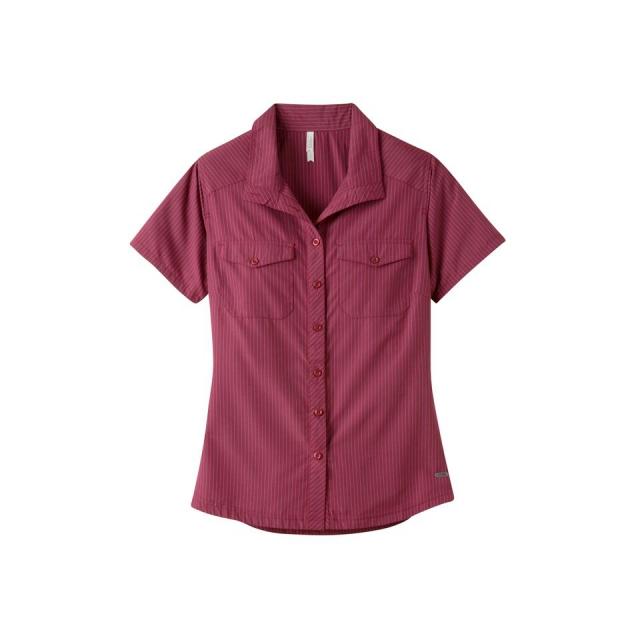 Mountain Khakis - Women's Trail Creek Short Sleeve Shirt
