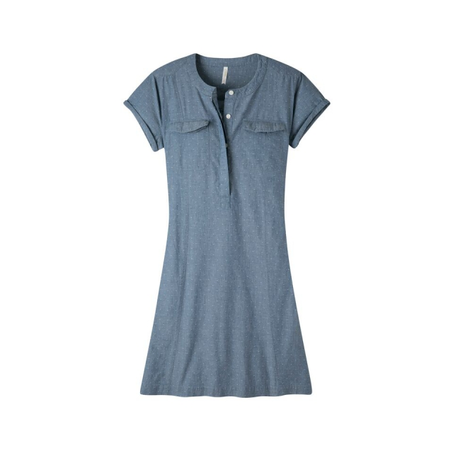 Mountain Khakis - Women's Amie Indigo Dress