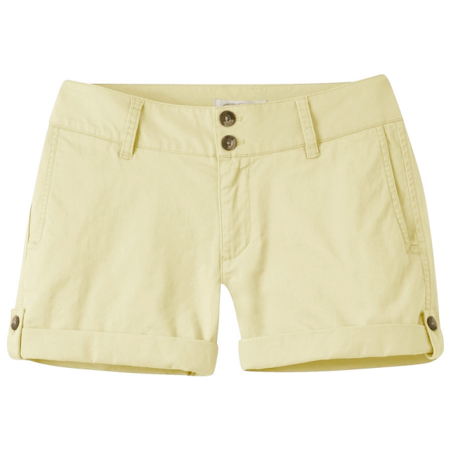 Mountain Khakis - Women's Sadie Chino Short Classic Fit