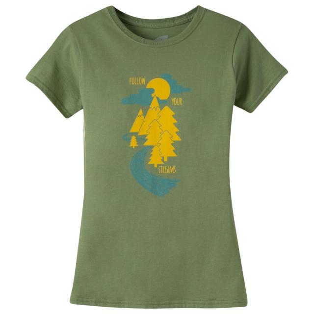 Mountain Khakis - Follow Your Streams Short Sleeve T-Shirt
