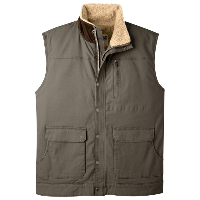 Mountain Khakis - Ranch Shearling Vest