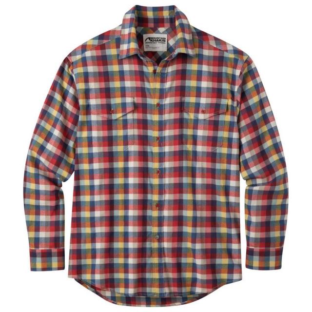 Mountain Khakis - Men's Peaks Flannel Shirt in Sioux Falls SD