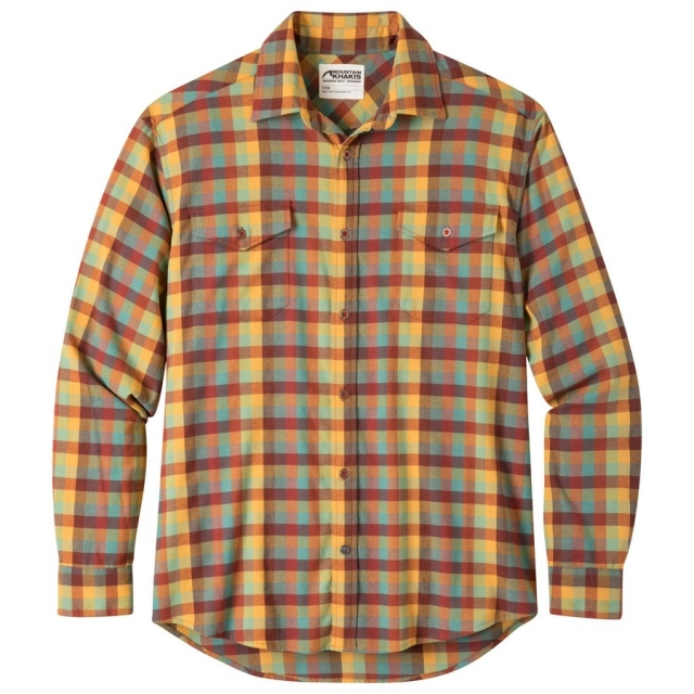 Mountain Khakis - Men's Peaks Flannel Shirt in Sioux Falls SD