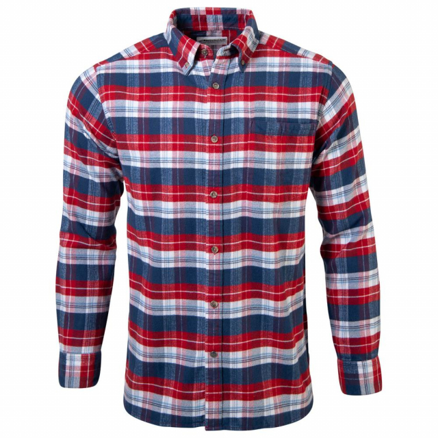 Mountain Khakis - Men's Downtown Flannel Shirt in Sioux Falls SD