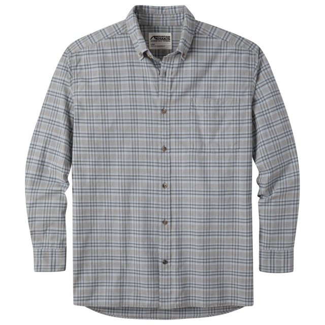 Mountain Khakis - Men's Downtown Flannel Shirt