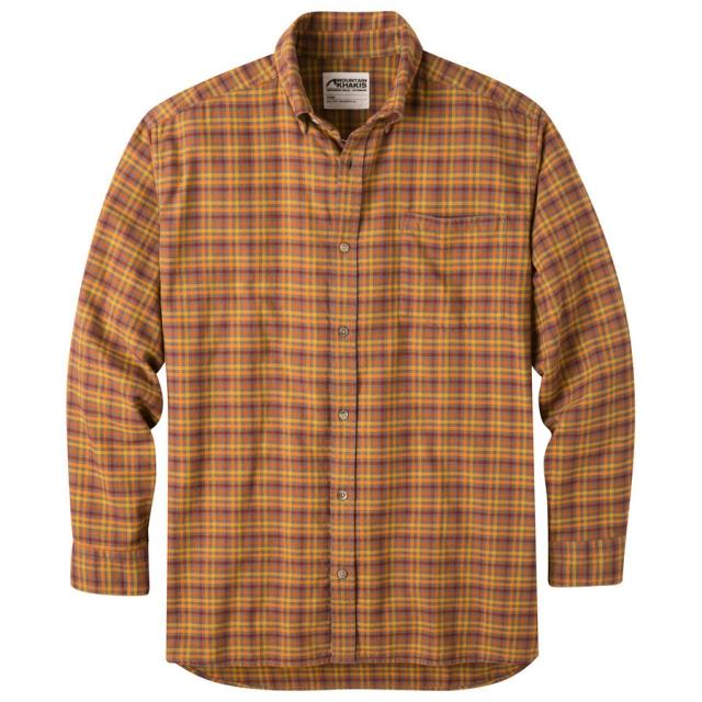Mountain Khakis - Downtown Flannel Shirt