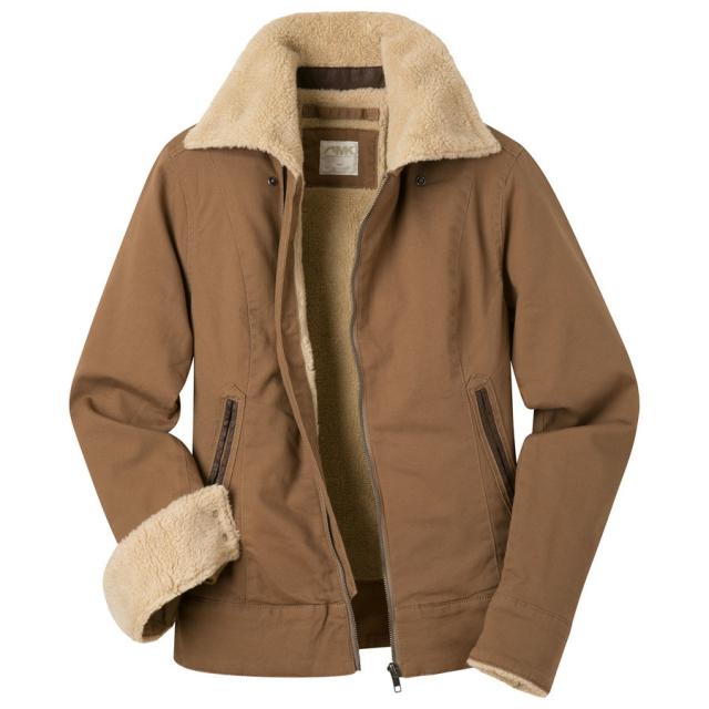 Mountain Khakis - Women's Ranch Shearling Jacket