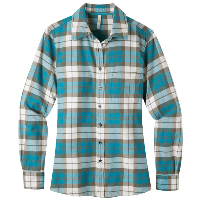 Mountain Khakis - Women's Aspen Flannel Shirt